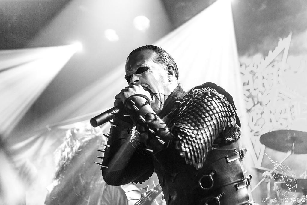Dark Funeral @ L'Astral Photos: Thomas Courtois for Thorium Magazine http://www.MetalHoratio.com
