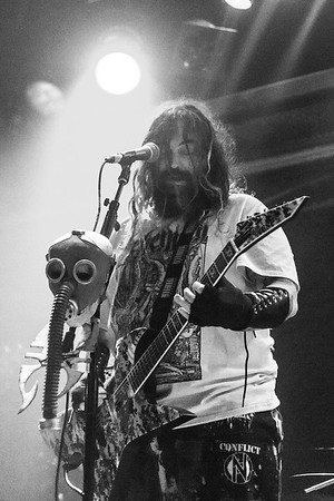 Soulfly play Nailbomb @ Foufounes Electriques Photos: Thomas Courtois for Thorium Magazine http://www.MetalHoratio.com