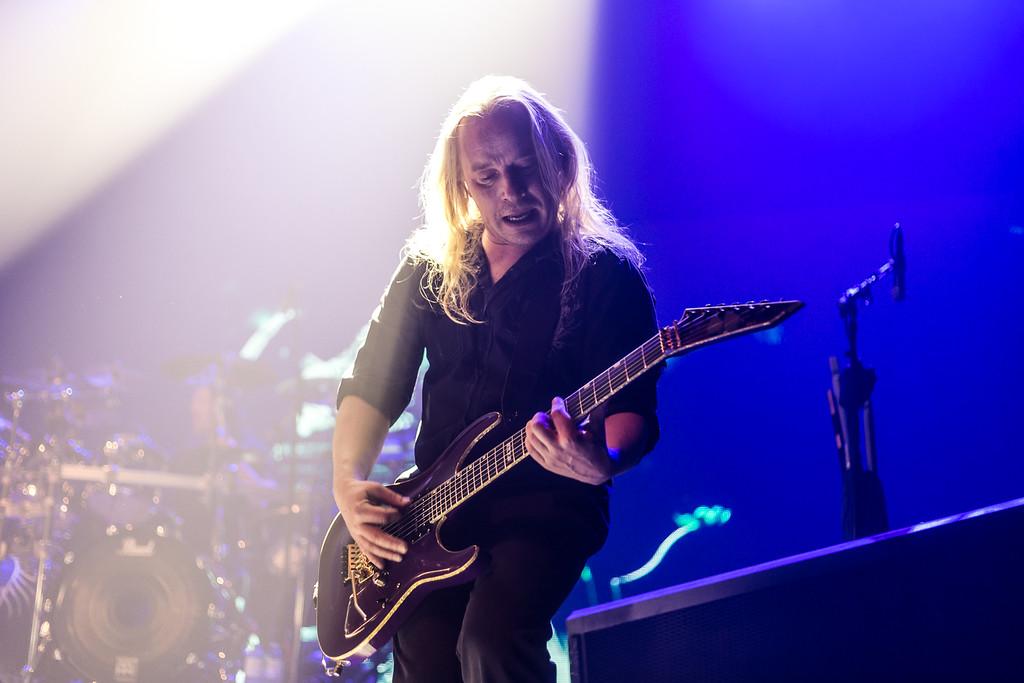 Nightwish @ MTelus Photos: Thomas Courtois for Thorium Magazine http://www.MetalHoratio.com