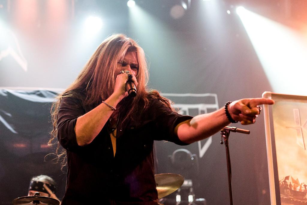 Kill Ritual @ Theatre Corona Photos: Thomas Courtois for Thorium Magazine http://www.MetalHoratio.com