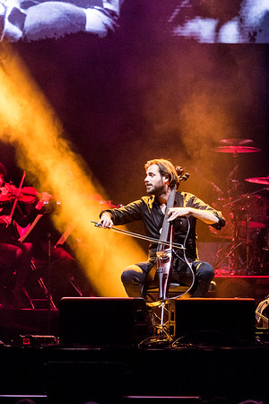 2Cellos @ Centre Bell Photos: Thomas Courtois for Thorium Magazine http://www.MetalHoratio.com