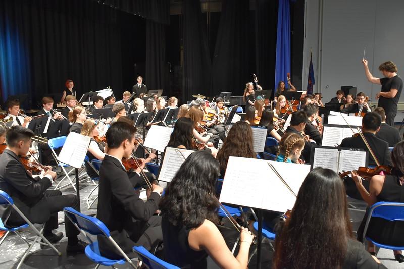 Lakeland Youth Symphony Orchestra Soundcheck