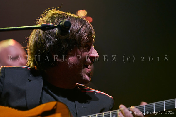 2019 TSF Jazz show in Salle Pleyel, Paris Thomas Dutronc