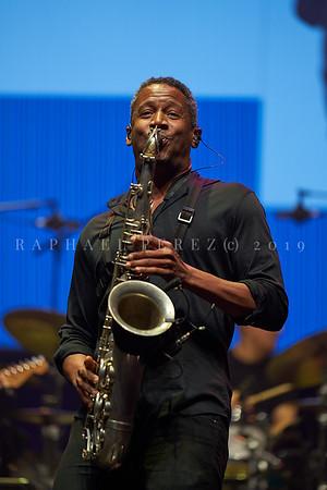 2019 TSF Jazz  show in Salle Pleyel, Paris
