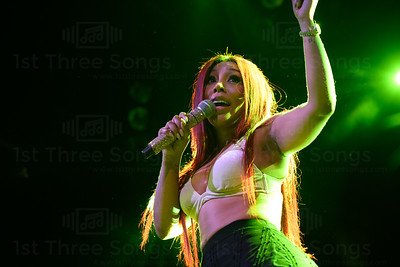K. Michelle performs at the House of Blues in Las Vegas, Nevada on Tuesday, March 6, 2018. Photo by @jvincephoto