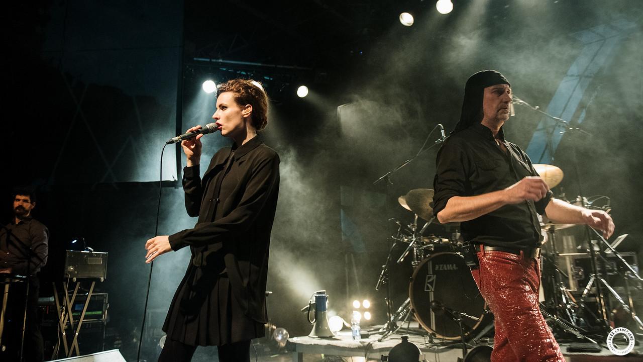 Laibach - Bern 2018 20 (Photo by Alex Pradervand)