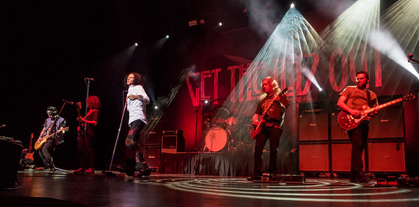 Get The Led Out. Led Zeppelin tribute Band at the Adler Theatre.