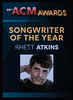 Rhett Atkins, ACM Songwriter of the Year