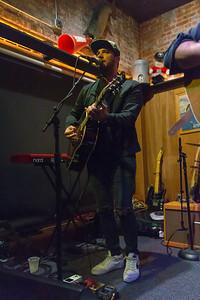 Eric Dodd at Triple Crown Whiskey Bar & Raccoon Motel