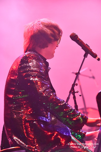Philadelphia Freedom - A Tribute to Elton John, at The Fillmore Silver Spring, Silver Spring Maryland, 12/28/2019