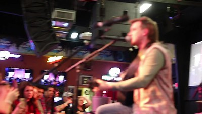 Morgan Wallen at Boondocks