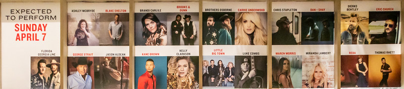 Academy of Country Music Awards, Las Vegas