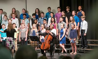 SEICDA Concert at Assumption High School