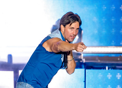 Jake Owen at the Mississippi Valley Fair
