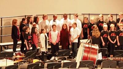 Sudlow Intermediate Fall 6th Grade Concert. 6th Grade General Music.