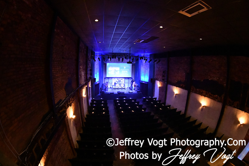 Heavy Cream -  The Super Group Tribute To Cream & Blind Faith, at The Milton Theater, Milton Delaware, 11/01/2019