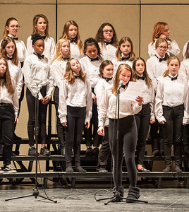 Sudlow Intermediate School Winter Concert