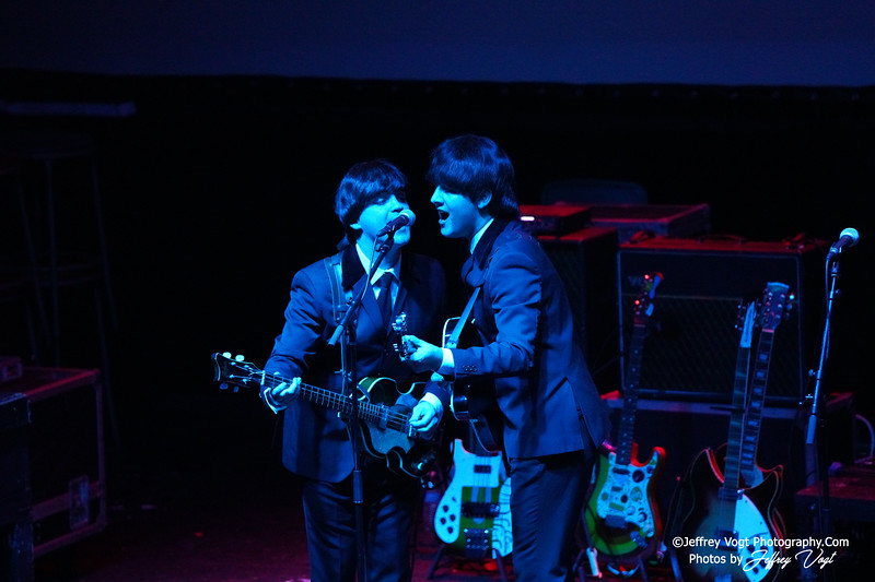 Beatlemania Now - The World's Best Beatles Tribute Band, at Tally Ho Theater, Leesburg Virginia, 1/17/2020