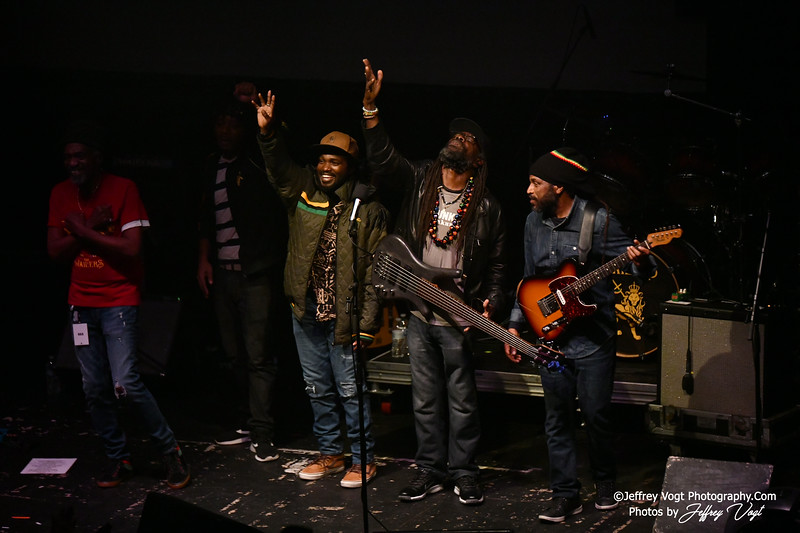 The Wailers, at Tally Ho Theater, Leesburg Virginia, 2/13/2020