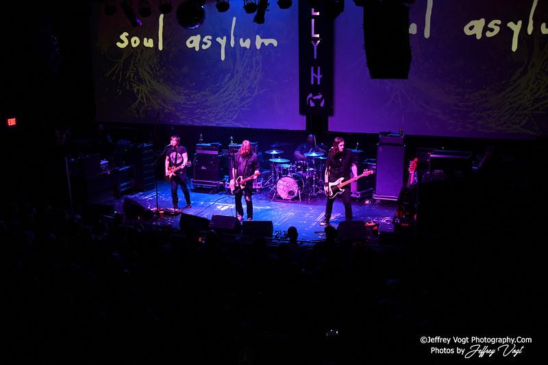 Soul Asylum, at Tally Ho Theater, Leesburg Virginia, 2/22/2020