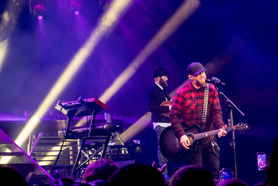 Brantley Gilbert Fire't Up Tour w/ Dylan Scott and Brandon Lay at the TaxSlayer Center in Moline, IL.