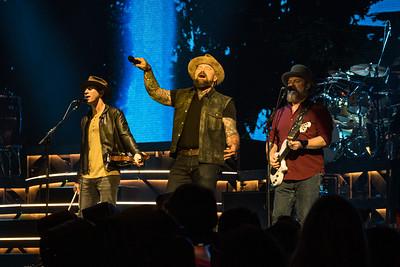 Zac Brown Band The Owl Tour with Sasha Sirota, Poo Bear, and Amos Lee.