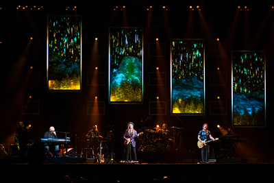 The Doobie Brothers perform at The TaxSlayer Center in Moline, IL.