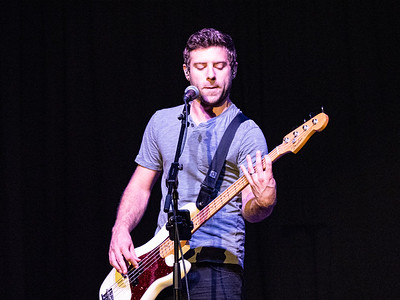 Chayce Beckham opens for 3 Doors Down at The Rust Belt in East Moline, IL.
