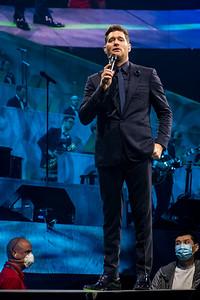 Michael Bublé at teh TaxSlayer Center, Moline, IL
