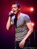 Brad Arnold of 3 Doors Down performing at Verizon Theater in Grand Prairie, TX<br /> <br /> <br /> 01/25/2013<br /> © 2013 Ronnie Jackson Photography