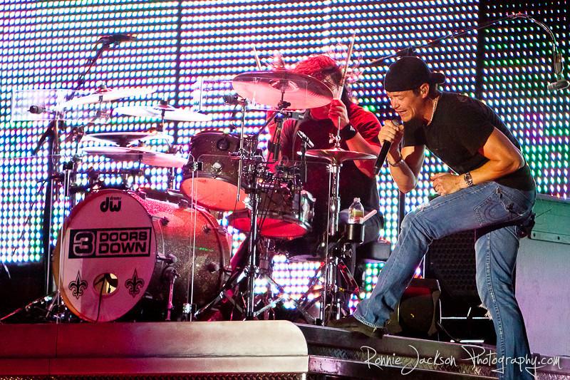 Brad Arnold, Greg Upchurch, 3 Doors Down