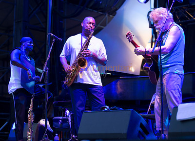 Bob Weir, Bruce Hornsby at the All Good Music Festival