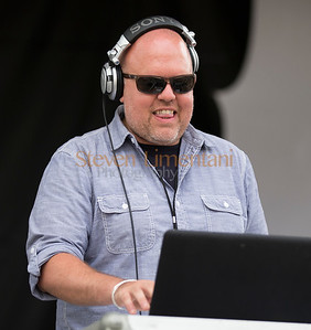 DJ Who at the All Good Music Festival