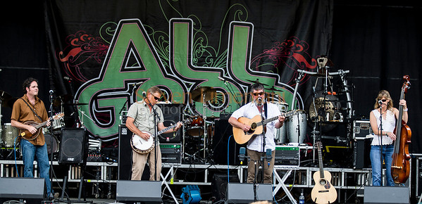 Larry Keel and Natural Bridge at the All Good Music Festival