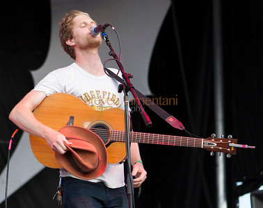 The Lumineers at the All Good Music Festival