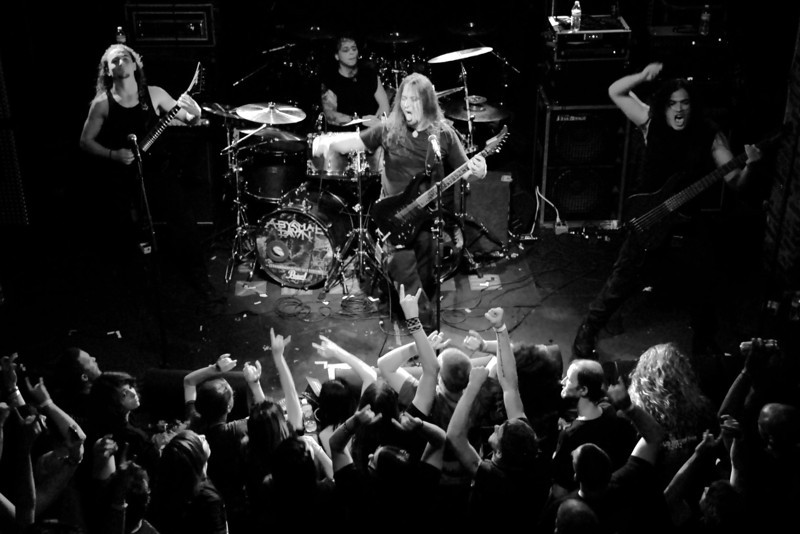 Abysmal Dawn at Freebird Live, 05 April 2012
