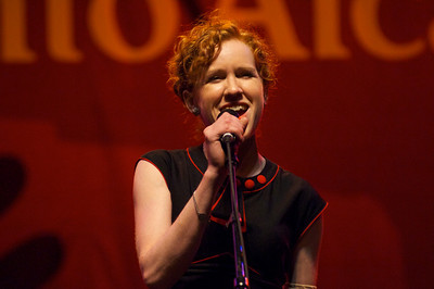 Alex Pangman Montreal Jazz Festival July 1st 2011