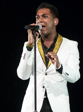 American Idol Live, Columbus 8/11/12