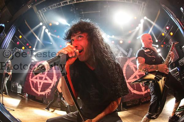 Anthrax - HOB Hollywood 7-29-15