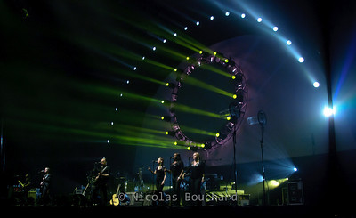 Australian Pink Floyd Show - Quebec City, November 13th 2010