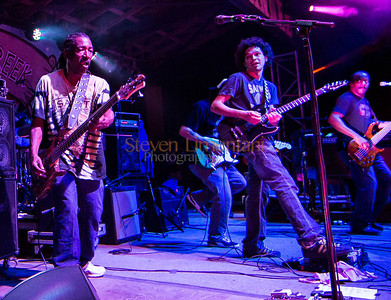 Dumpstaphunk at the Bear Creek Music and Arts Festival