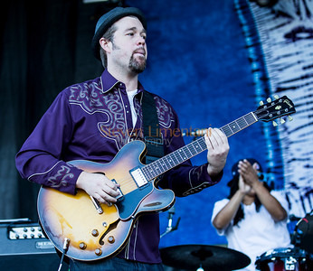 Eric Krasno & Chapter 2 at the Bear Creek Music and Arts Festival
