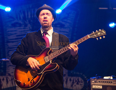 Soulive at the Bear Creek Music and Arts Festival