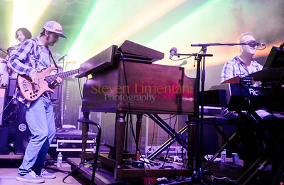Umphrey's McGee at the Bear Creek Music and Arts Festival