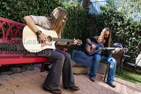 "Blackberry Smoke - ""In The Backyard"" for Taylor Guitars 8-27-12"