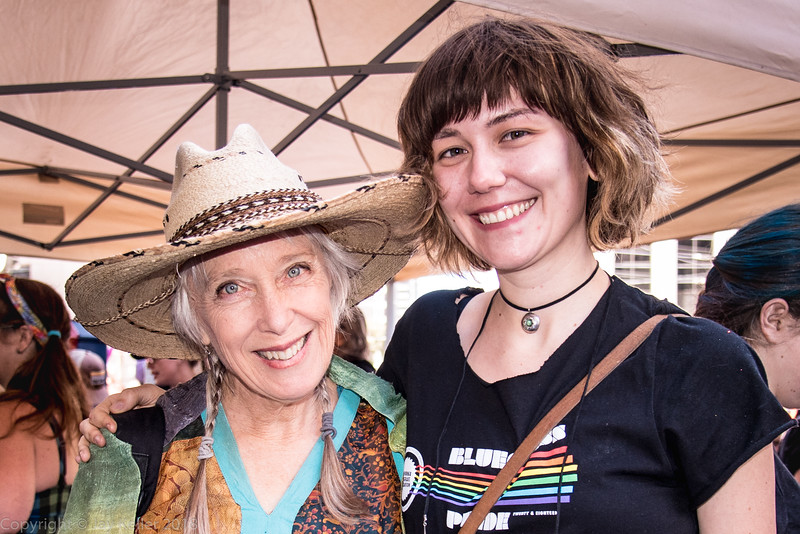 Laurie Lewis and Molly Tuttle