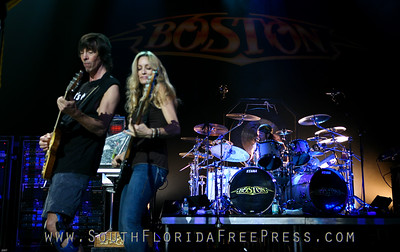 Tom Scholz, Tommy Decarlo, Michael Sweet, Kimberley Dahme, Jeff Neal