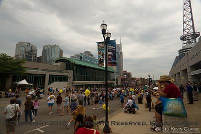 CMA Fest Opening Parade