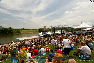Riverfront Stage