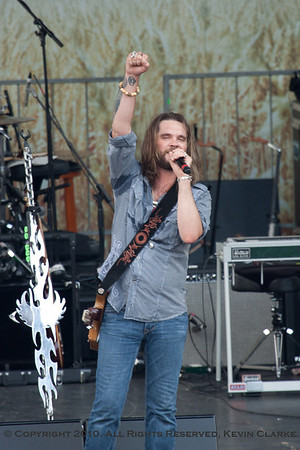 Chevy Stage - Bo Bice